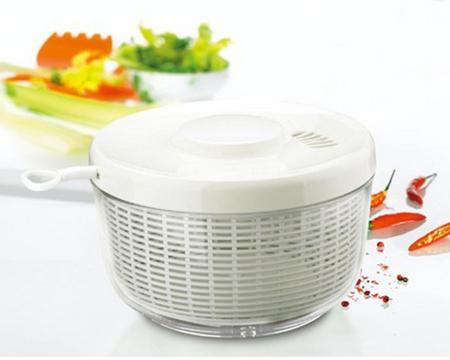 抽拉式瓜果蔬菜甩干器