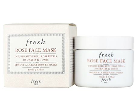 Fresh Rose faceMask天然玫瑰花补水保湿面膜