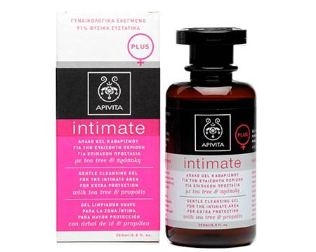 Intimate Plus 女性私密清爽潔膚液 200ml
