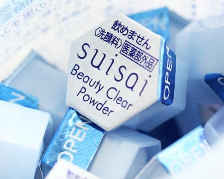 嘉娜宝suisai 药用酵母酵素洁面粉1粒