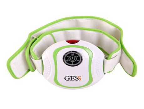 GESS 德国品牌 GESS146 减肥腰带 震动按摩甩脂机 瘦身按摩器 甩脂腰带 电子瘦身腰带