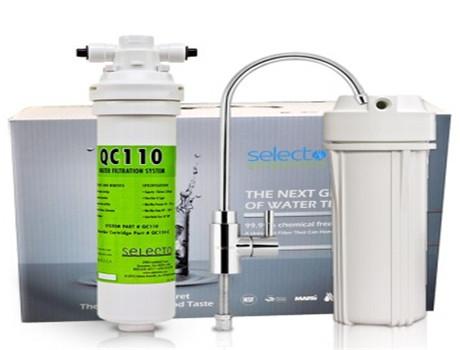 森乐(selecto)QC110家用厨房净水机 净水器