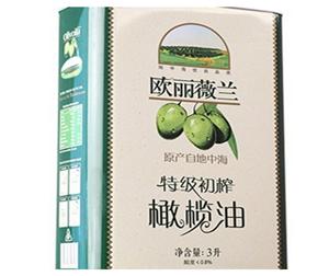 欧丽薇兰特级初榨橄榄油3L 食用意大利进口