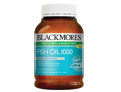 Blackmores澳佳宝深海鱼油