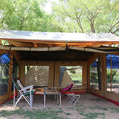 喜登乐 天幕网布 帐篷