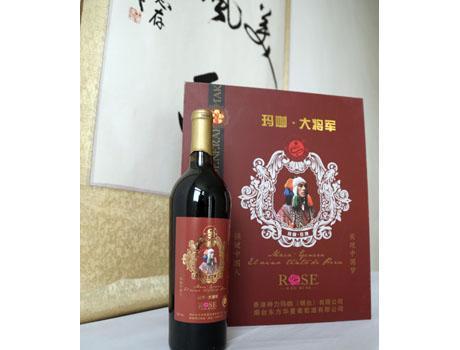 东方华夏玛咖大将军  将军本色 750ml/瓶  包邮
