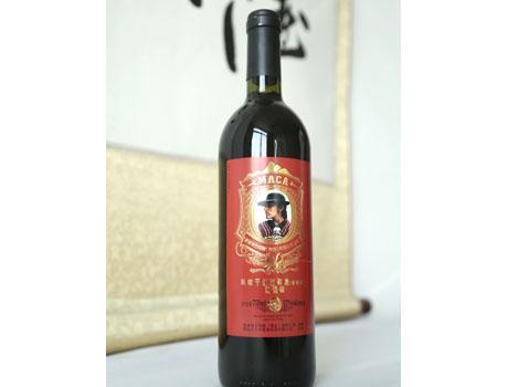 东方华夏玛咖红钻葡萄酒  750ml*6瓶/件 包邮