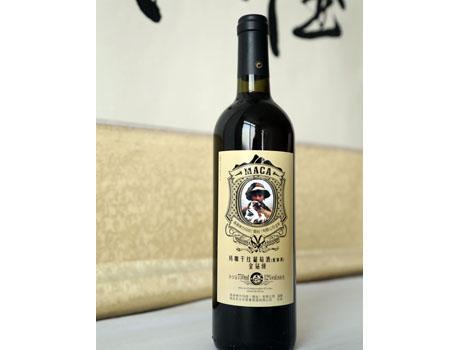 东方华夏玛咖金钻葡萄酒  750ml*6瓶/件 包邮