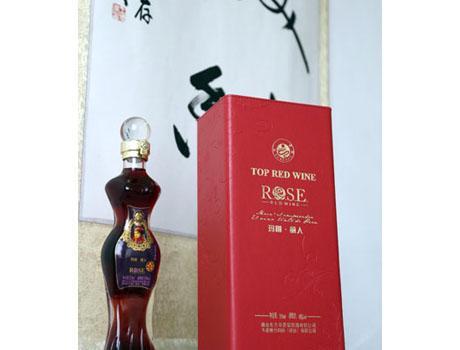 东方华夏玛咖丽人葡萄酒 310ml*6盒/件 包邮