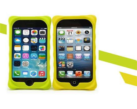 防震抗摔环保硅胶手机保护套Iphone6适用