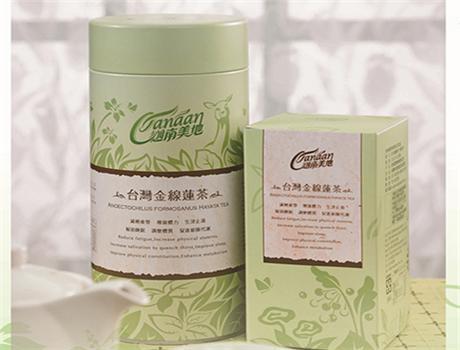 【台湾原产迦南美地】金线莲保健茶灌装