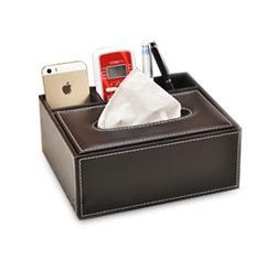 卡尔威创意纸巾盒 欧式复古多功能桌面收纳