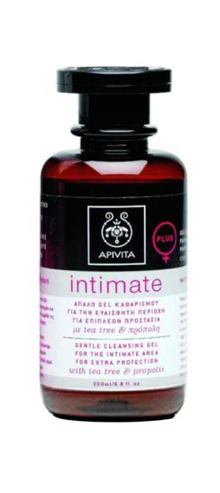 Intimate Plus 女性私密清爽潔膚液