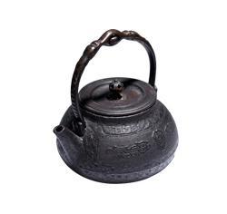 龙文堂老铁壶