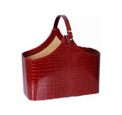 卡尔威红色礼品提篮