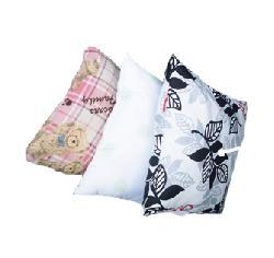 环保复合印花超软抱枕