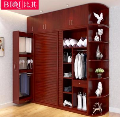 卧室家具简约衣柜 推拉门衣柜 移门衣柜
