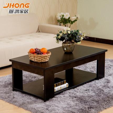 基鸿 板式家具 茶几 现代简约 桌几 咖啡桌