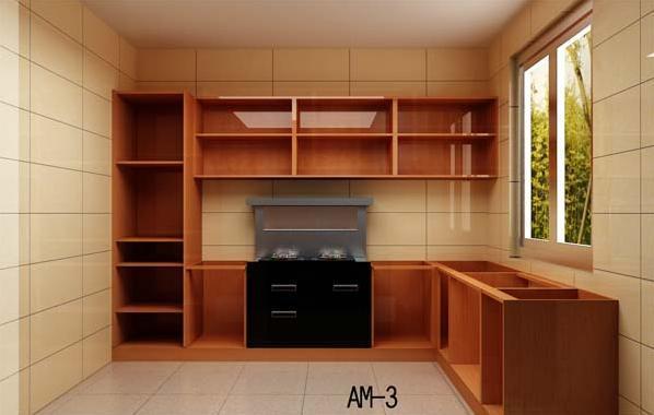积木厨具柜体