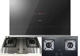 老板(Robam)CXW-200-5900+JZ-9G38(G不锈钢)/JZ-9B32(B玻璃面) 烟机灶具套餐组合