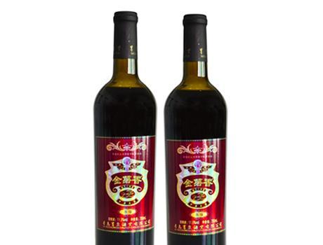 墨泉金薯香紫薯原浆酒