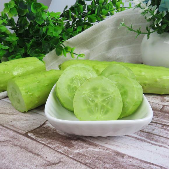 正宗海阳特产白玉黄瓜 无公害绿色食品