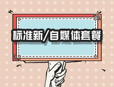 【标准新/自媒体套餐】2020游金地媒体推广冲关套餐